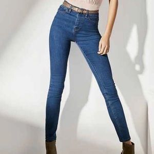 BDG High Rise Twig Ankle Denim Jeans UO